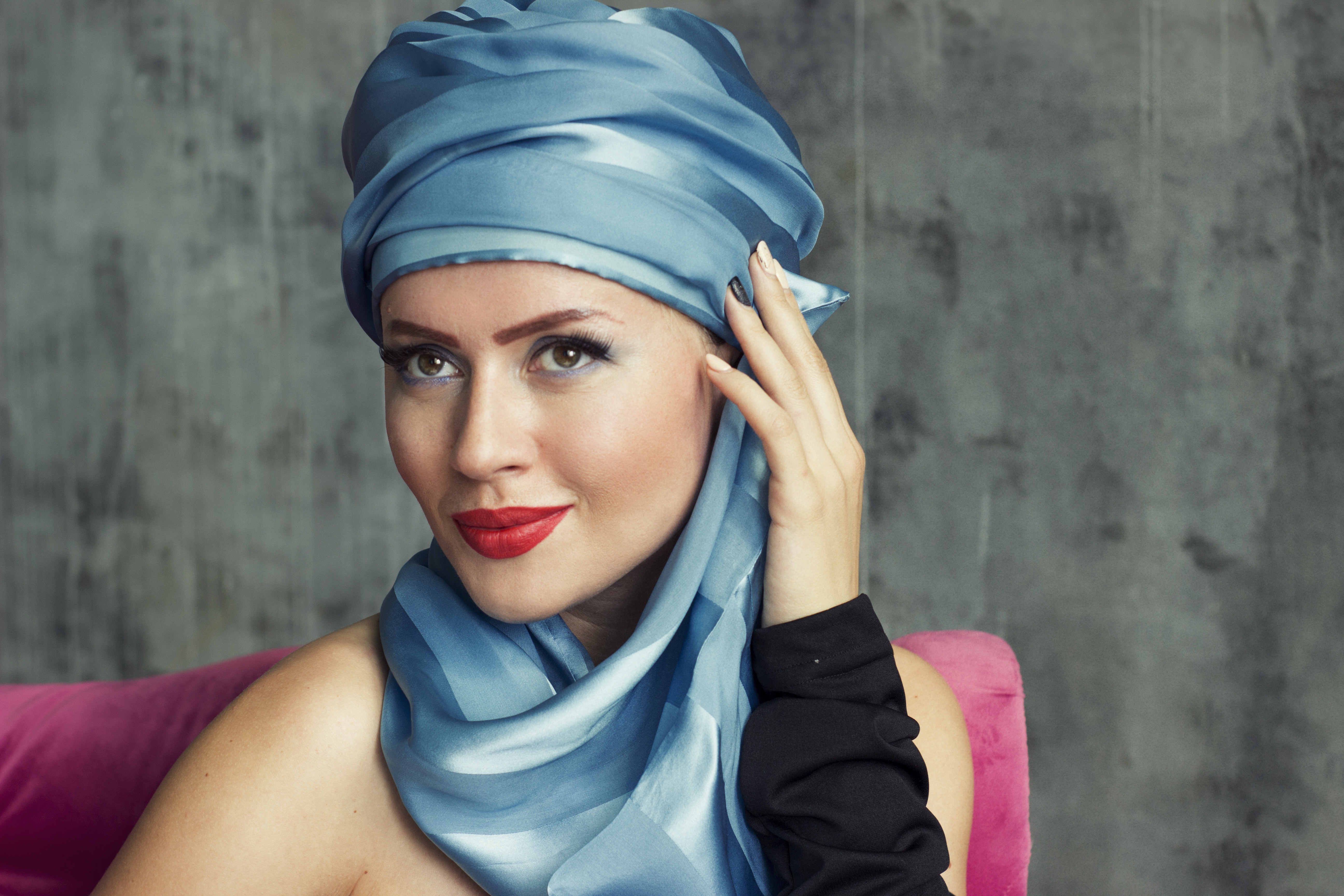 Buy fashion turbans online 100